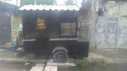 Vendo trailer movel