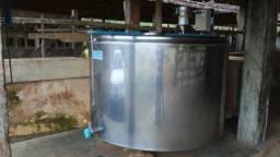 Resfriadora de leite Purinox 1200l