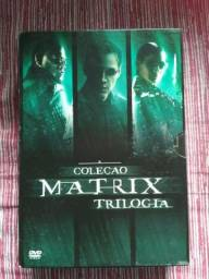 Box Dvd - Trilogia Matrix