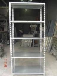 Estante de aço nova 60 cm x 92 cm x 2 alt NOVA