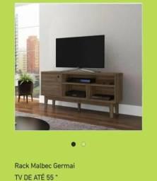 Rack malbec tv 55 pol
