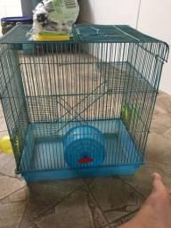 Vendo gaiola de Hamster