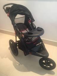 Carrinho de Bebê para Corrida Baby Trend Range Jogging Stroller