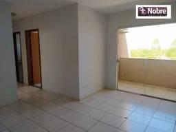 Apartamento com 2 quartos, 63 m² - venda por R$ 129.000 ou aluguel por R$ 600/mês - Quadra