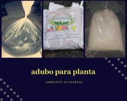 Adubo para planta