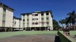 Apartamento com 3 dormitórios à venda, 77 m² por R$ 140.000,00 - Parque Oeste Industrial -
