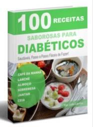 100 receitas saborosas para diabéticos + bônus!