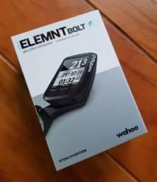 Ciclocomputador com GPS Wahoo Elemnt Bolt
