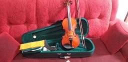Vendo violino semi novo!!!