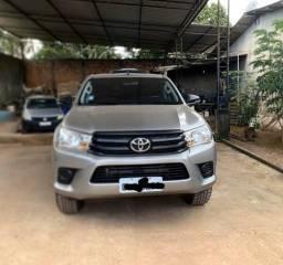 Hillux Toyota 2018 - 2018