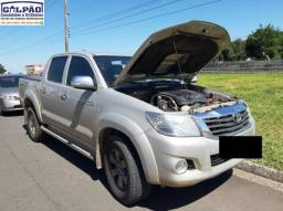 Toyota Hillux SRV 2013 Automática - 4X4 Diesel (Completa) - 2013
