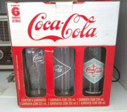 Garrafas Clássicas Coca Cola Reedição