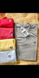 Kit com 4 camisetas !!!