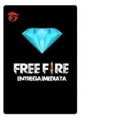 Free Fire 671 Diamantes Recarga No Id