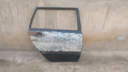 Porta Traseira Direita Toyota Corolla Filder 2005 Detalhe