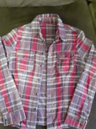 Camisa feminina P