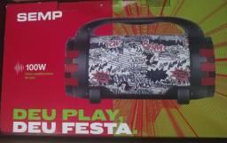 Caixa amplificadora Grande Nova