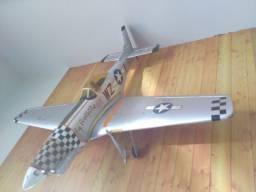 Aeromodelo P51 Mustang