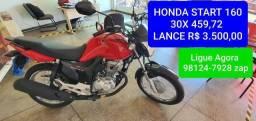 CG START 160 Lance R$ 3.500,00 Consórcio Andamento