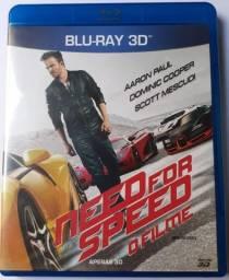 Filme Need For Speed em 3D