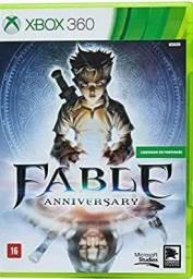 Jogo Fable Anniversary (Original) para Xbox 360, Vendo/Troco