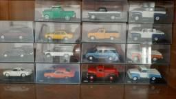 Coleção carros antigos
