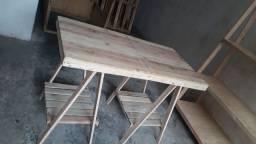 Mesa de paletes
