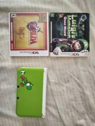 Nintendo 3DS Yoshi Edition