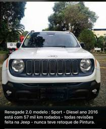 Renegade 2.0 diesel