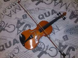 Violino Michael 4/4 p/ iniciantes