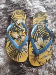 Chinelo havaiana