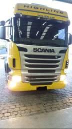 Scania highline r420 10/11