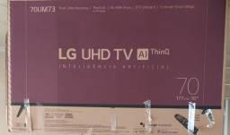 TV LG led 4k 70 polegadas (NOVO)
