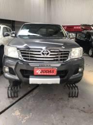 Toyota Hilux SRV 2.7 Flex AUT