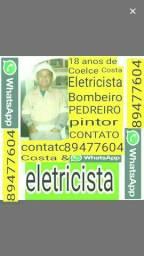Wya bombeiro eletricista