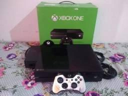 Xbox one 500gb vários  jogos