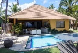 Bangalô Beira Mar do Nanai Residence - Totalmente Mobiliado