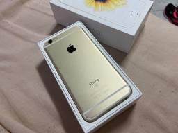 IPhone 6s 128g dourado pra sair logo !