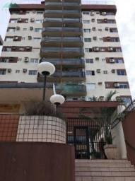 Apartamento com 3 dormitórios para alugar, 109 m² por R$ 3.500,00/mês - Edifício Santa Cru