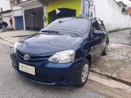 Toyota Etios XS 1.5 2017 é na C Gomes Veículos!!!