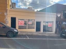 Alugo Sala comercial frente para rua Eng Schamber 30 mts  distante do calçadão