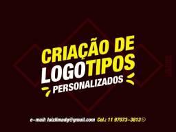 Logotipo Profissional, Panfletos, Cartões, Arte em Geral: