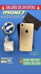 iPhone 7 32GB. PROMOÇÃO!!!!!