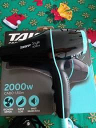 Chapinha e secador Taiff voltagem 110