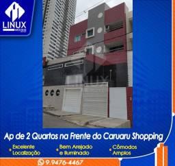 Apartamento de 02 quartos próx. ao Caruaru Shopping para Locação