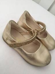 Sandália bibi, usada uma vez