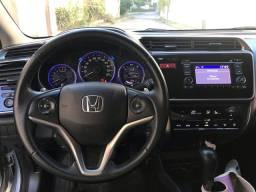 Vendo Honda city EXL top de Linha