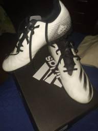 Vendo Chuteira society Adidas X Ghosted.4 TF