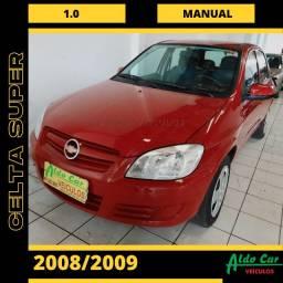 Celta Super 1.0 2008/2009 por R$ 15.900