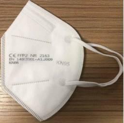 Máscara KN95 Ffp2 - Pacote com 10 unidades